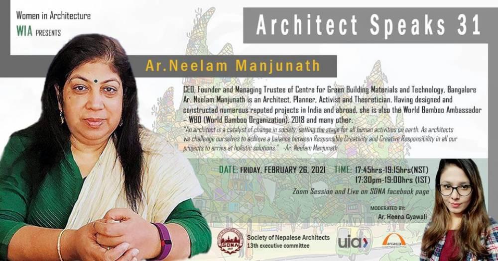 Architect Speaks 31